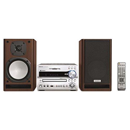 オンキヨー Bluetooth対応 CD/SD/USBレシーバーシステム(木目)ONKYO FRシリーズ X-NFR7X-D