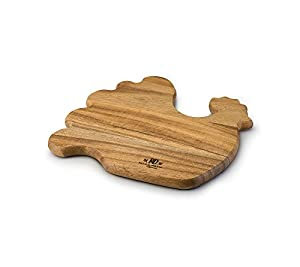 Paula Deen Signature Pantryware Rooster-Shaped Cutting Board