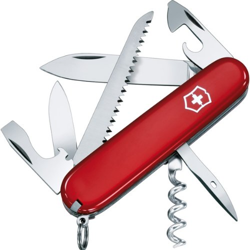 New Swiss Army Outdoor Camper Pocket Knife/Multi-Tool (Home & Office)