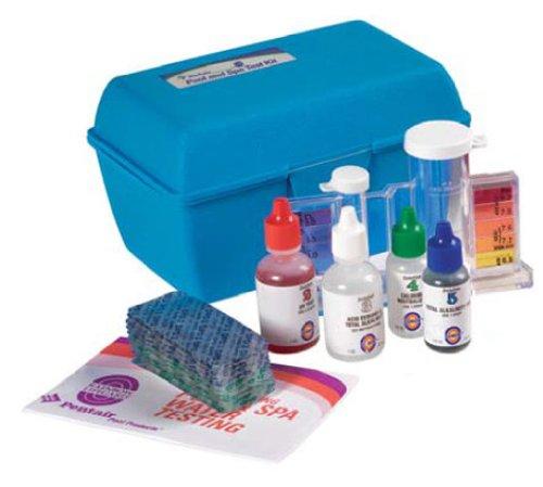 Pentair R151190 77dpd 4 N 1 Chlorine Bromine Dpd Test Kit