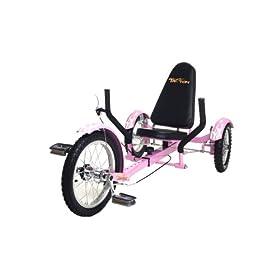 Triton 3-Wheeled Cruiser - Pink