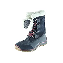 Pajar Women\'s Alina Boot, Navy/Navy, 41 EU/10 M US