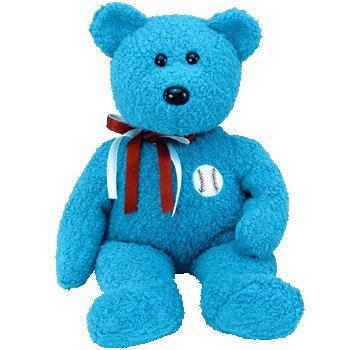 Ty Beanie Buddies Addison - Baseball Bear - 1