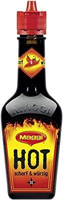 Maggi Hot Würze (104 ml) von Nestle - Gewürze Shop