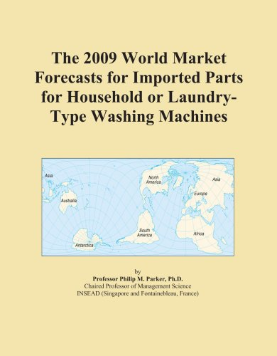 The 2009 World Market Forecasts For Imported Parts For Household Or Laundry-Type Washing Machines front-369801