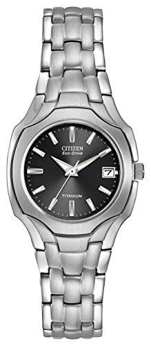 Citizen Women's Eco-Drive Titanium Watch #EW1400-53H