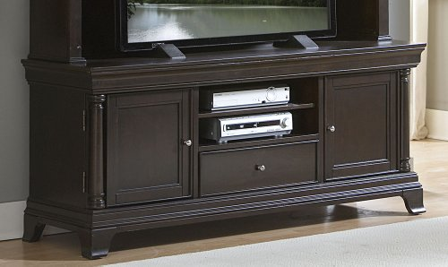 Cheap Home Elegance 14020-12B Inglewood 28H TV Stand (14020-12B)