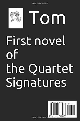 The Quartet: Tom: Volume 2 (The Quartet Journals)