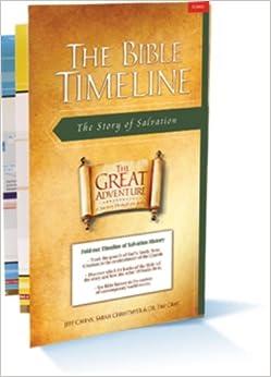 Jeff cavins bible timeline chart