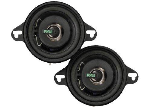 Pyle Plx32 3.5-Inch 100 Watt Two-Way Speakers