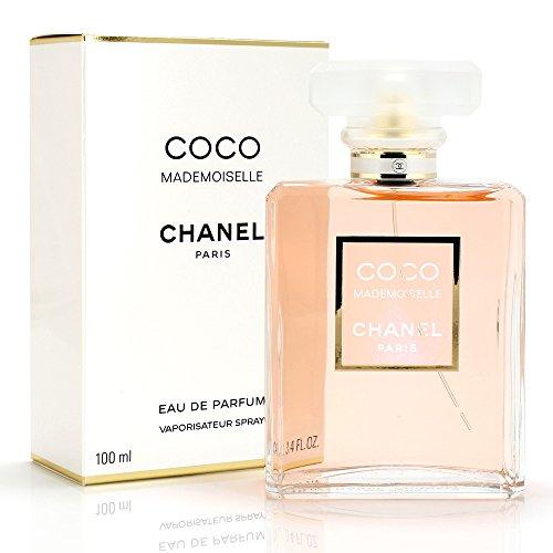 TopFragrance discount duty free COCO Mademoiselle by_Chanel Eau De Parfum Spray for women 3.4 FL OZ / 100 ml [New with Box]