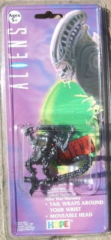 ALIENS ALIEN QUEEN WRISTWATCH FROM 1993 (SEALED) - 1