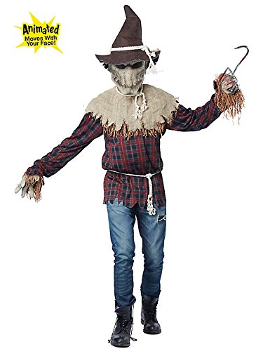 California Costumes Sadistic Scarecrow Mens Costume