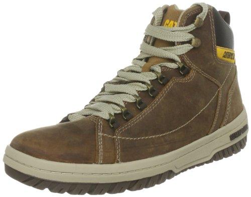 Caterpillar P711590, Sneaker uomo, Beige (Beige (dark beige)), 43