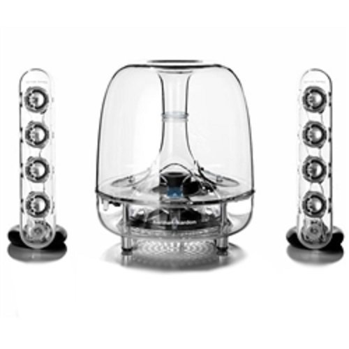 harman/kardon 高音質アンプ内蔵 Bluetooth対応2.1chスピーカー Soundsticks Wireless