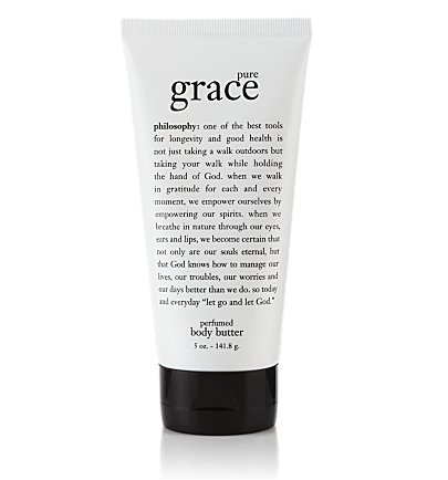 pure grace 5.0 oz perfumed body butter for Women