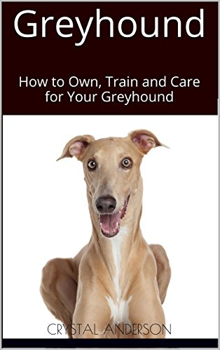 greyhound-how-to-own-train-and-care-for-your-greyhound-english-edition