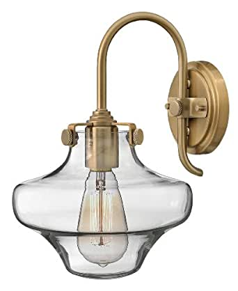 Wall Lamps Height : Congress 13 Height 1 Light Wall Sconce - - Amazon.com
