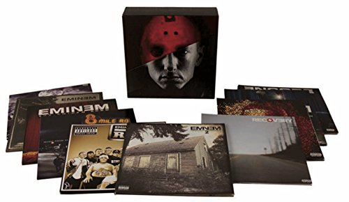 Eminem - The Vinyl Lps [10 Lp Box Set] (Explicit) - Zortam Music