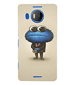 EPICCASE Funny Cartoon Mobile Back Case Cover For Microsoft Lumia 950 XL (Designer Case)
