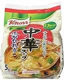 クノール 中華スープFD 5食入袋
