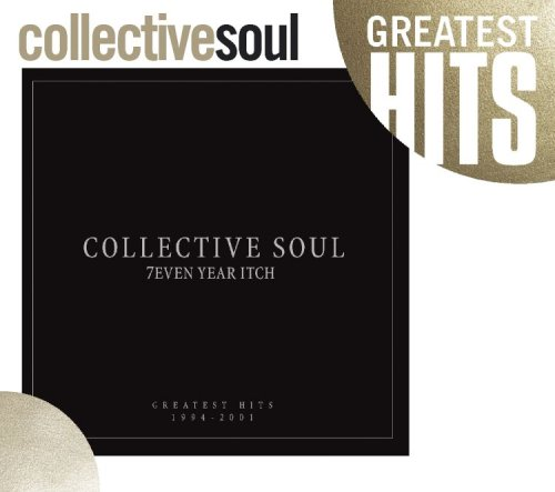 Click here to buy 7even Year Itch: Collective Soul Greatest Hits 1994-2001 by Collective Soul.