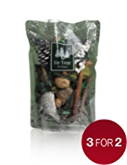 Fir Tree Pot Pourri Bag