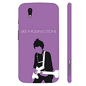 Micromax Canvas A1 Like a Rolling Stone designer mobile hard shell case by Enthopia