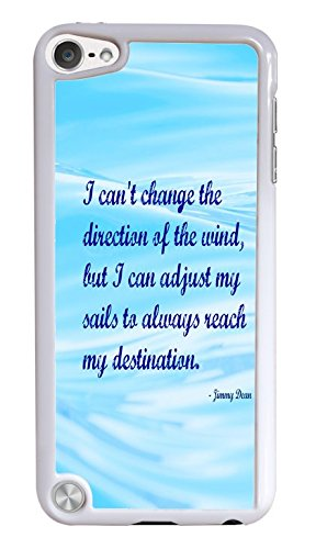 popular-jimmy-dean-quote-white-hardshell-phone-case-for-ipod-touch-5g
