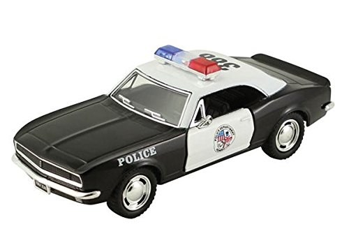 1967 Die Cast Camaro Z28 Police Car - 1