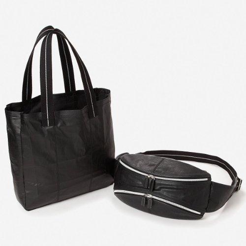 ビサルノ(VISARUNO) ラクチン快適バッグ(トート付ボディバック)【ブラック/1サイズ】
