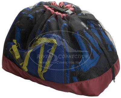 Image of Life Jacket Gear Tote Bag - Large Whitewater Designs Rafting Mesh Tote Bag (B005Y8J00E)