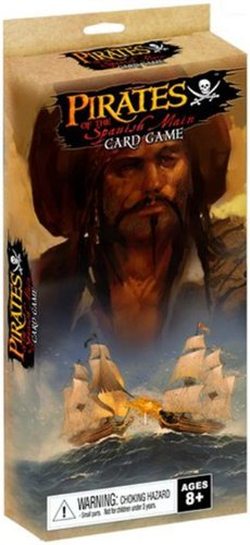 Neca Wizkids Heroclix Pirates of the Spanish Main - Card Game