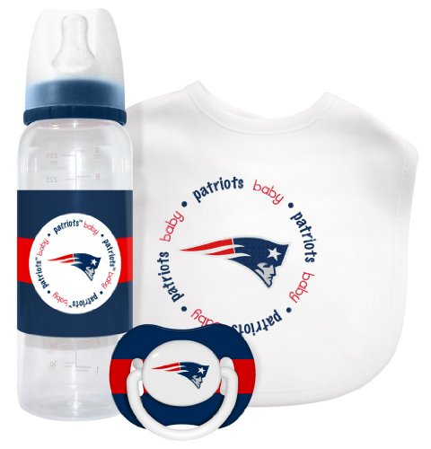 New England Patriots Baby Gift Set