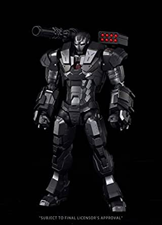 RE:EDIT IRON MAN #04 War Machine ノンスケール ABS&ATBC-PVC&ダイキャスト製 塗装済み可動フィギュア