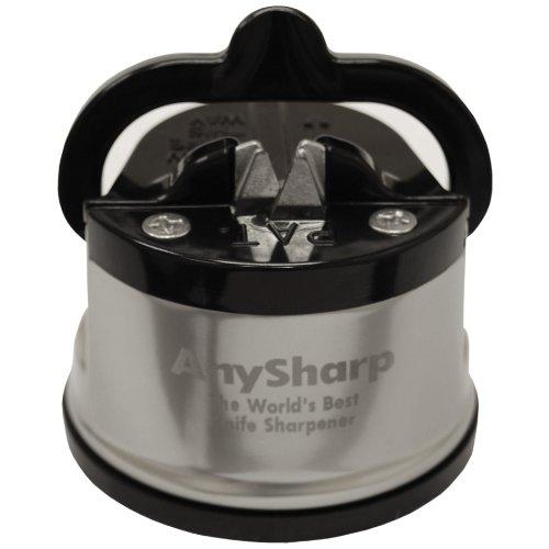 Anysharp Knife Sharpener, Stainless