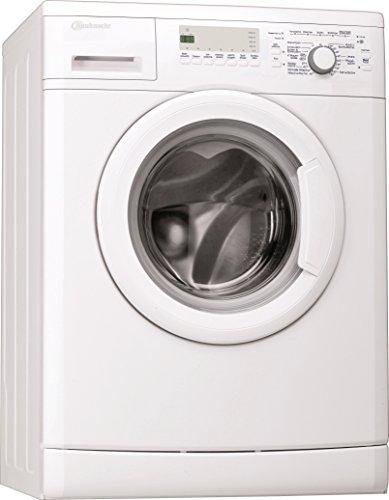 Bauknecht WA Care 814 Waschmaschine FL / A+++ / 193 kWh/Jahr / 1400 UpM / 8 kg / 11000 L/Jahr / Startzeitvorwahl /Unterbaufähig / weiß