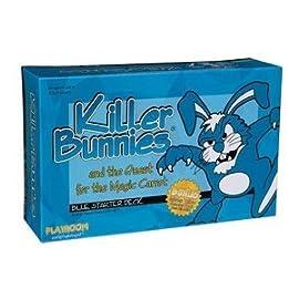 Killer Bunnies Blue Starter