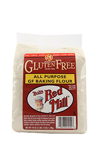 Make Easy Slow Cooker Beef Stew with Vegetables and Rice with Bob's Red Mill Gluten Free All Purpose Baking Flour