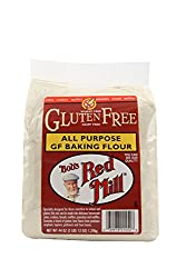 Bob's Red Mill Gluten Free All Purpose Baking Flour, 44-ounce (Pack of 4)