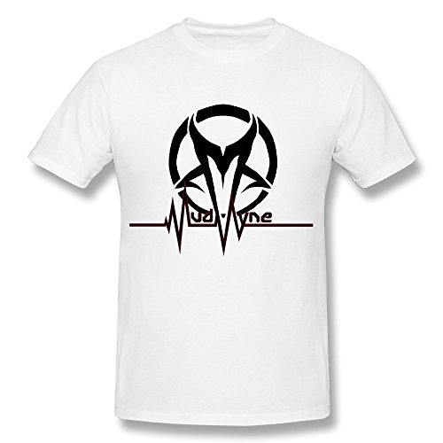 Men's Mudvayne Logo T-shirt L (Sharpe Daryl compare prices)