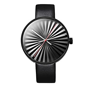 Creative personality dial watches/ Korean waterproof students quartz watch-B