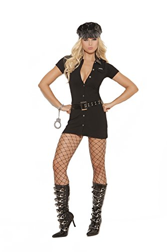 Officer Arrest Me 4 pc. Plus Costume 3X/4X