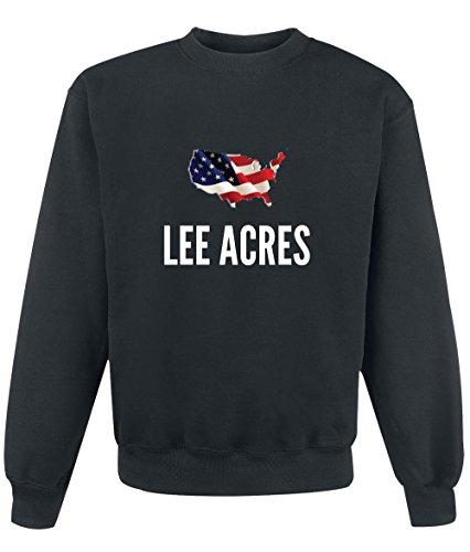 Felpa Lee acres city Black
