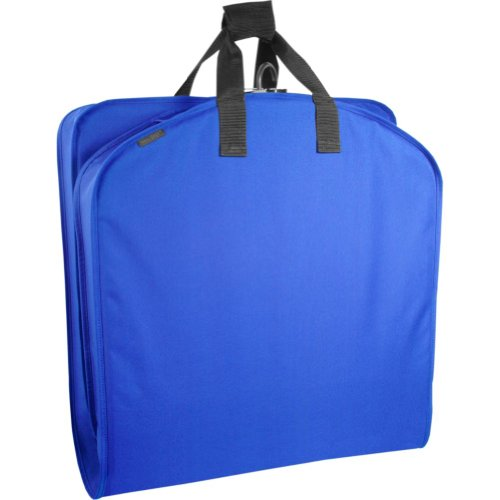 Wally Bags 40 Suit Bag - Royal Blue where s wally santa spectacular