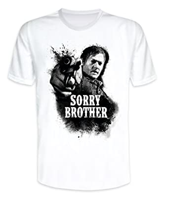 The Walking Dead T-Shirt Sorry Brother (Daryl Dixon)