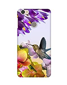 Mobifry Back case cover for LE TV 1S Mobile ( Printed design)