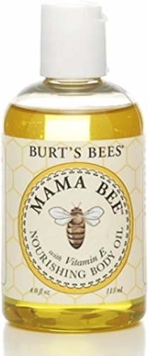 Burts-Bees-Mama-Bee-100-Natural-Nourishing-Body-Oil-with-Vitamin-E-4-Fluid-Ounce