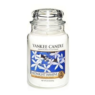 Yankee Candle Company Midnight Jasmine Large Jar Candle