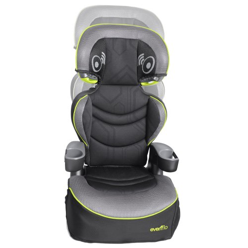 evenflo big kid dlx booster car seat jonah. Black Bedroom Furniture Sets. Home Design Ideas